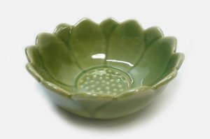 画像2: 蓮の花小鉢10cm