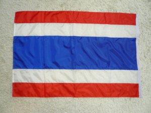 画像2: タイ国旗 小(A)58cm×43cm
