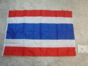 画像1: タイ国旗 中90cm×60cm