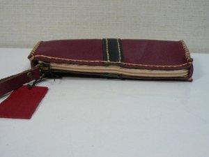 画像4: タイ製 ペンケース  赤