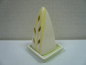 画像2: タイ製 三角型香炉  黄色