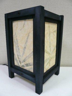 画像4: タイ製 あんどん   和紙笹 小
