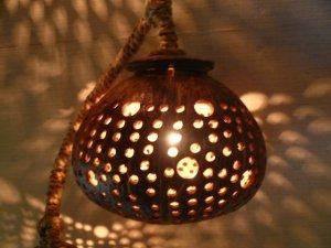画像4: ココナッツランプ      5ボール・スプリング