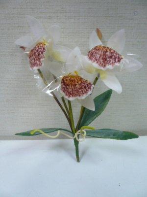画像1: タイ製造花キット   ミニカトレア