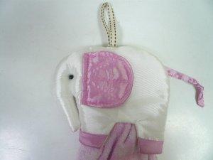 画像1: 姿象のタオル        白ピンク耳