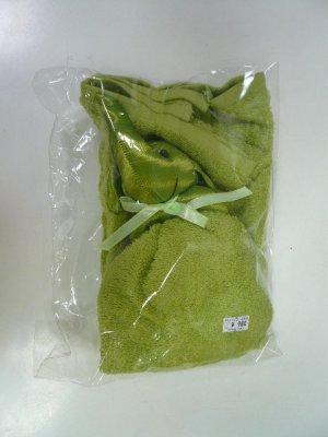 画像5: 象さんのタオル                   緑