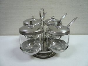 画像1: クアングプゥング   ガラス製A回転式