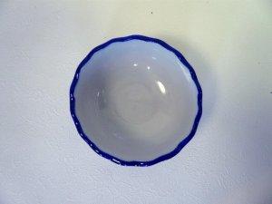 画像3: 青白陶器      ボール型 (小)11cm