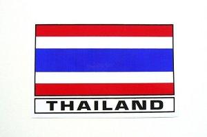 画像1: タイ国旗 (大)