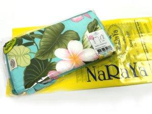 画像1: NaRaYa (ナラヤ) iPhone6用 モバイルケース・小物入れ 【ブルー】