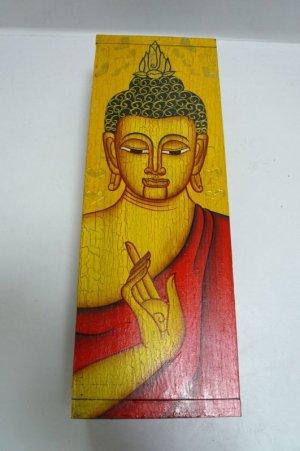 画像2: カトラリーケース    仏様(黄)
