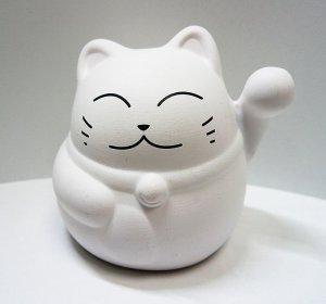 画像1: 光触媒 招き猫