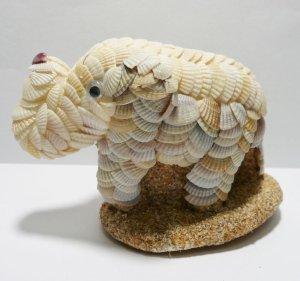 画像1: 鼻上げ象さん 大