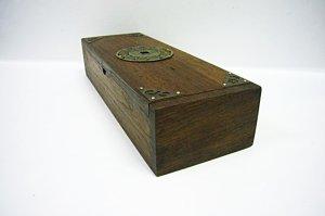 画像3: カトラリーケース木箱(大)古銭風