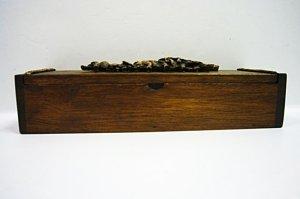 画像3: カトラリーケース木箱(大)象立体