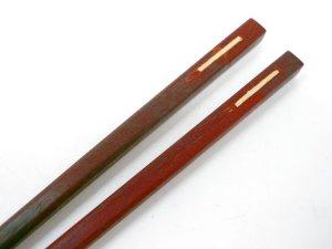 画像1: タイ製  箸 7