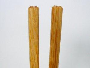 画像2: タイ製 箸 2      ( 10膳)