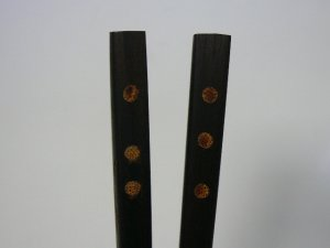 画像4: タイ製  箸 8      (10膳)